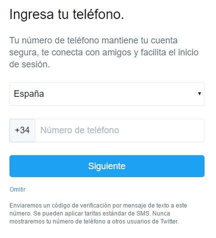 Ingresa tu teléfono