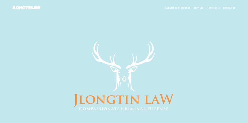 mejores webs abogados JLongtin Law